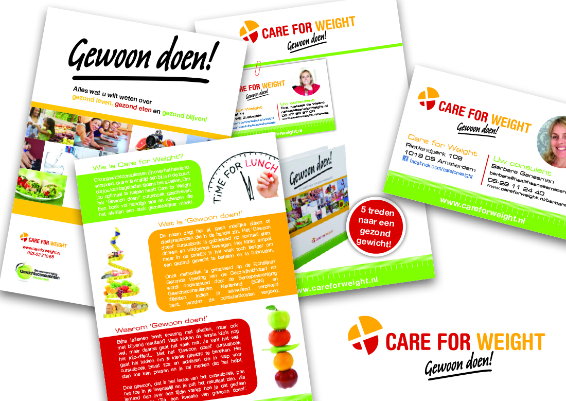 careforweight bureau zorgmarketing