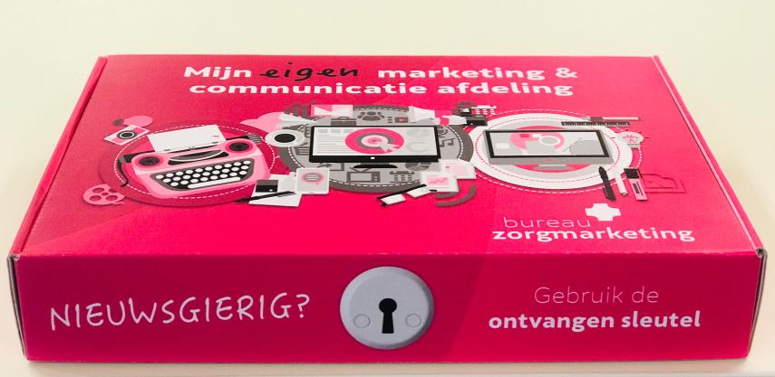 marketingbox eigen marketing- en communicatieafdeling